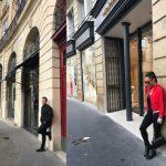 Yllätysmatka Pariisiin