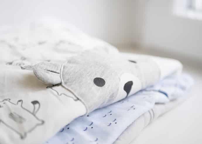 Pyjama on tarpeellisin vauvanvaate