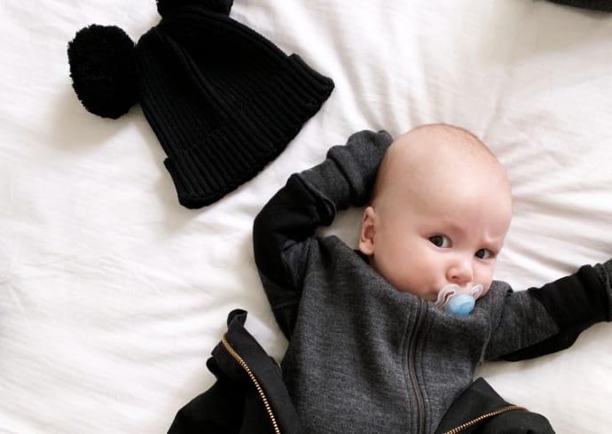 Näistä syistä vauvalle merinovillaa ulkoiluun…