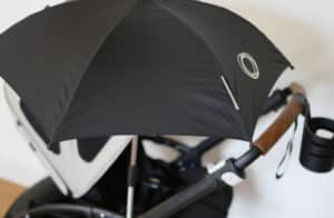 bugaboo bee 5 aurinkovarjo