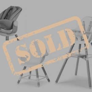 Childhome 180° kääntyvä syöttötuoli, tuoli ja sitteri