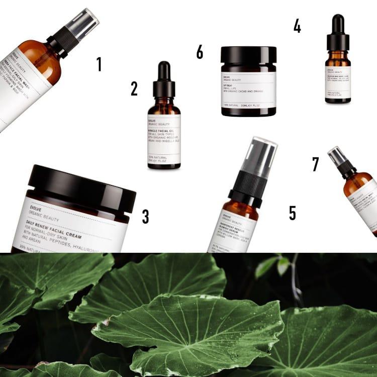 Evolve Luonnolliset ihonhoitotuotteet