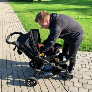 britax b-motion 4 plus rattaat
