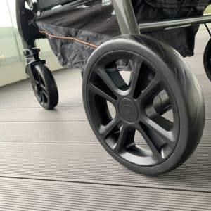 joie litetrax rattaat renkaat