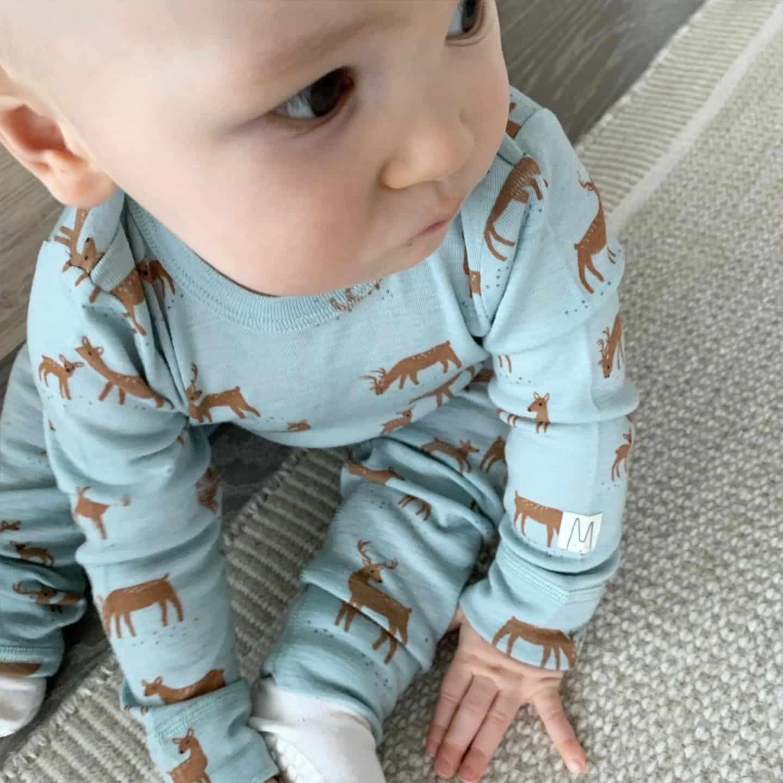 vauvan merinovilla vaatteet